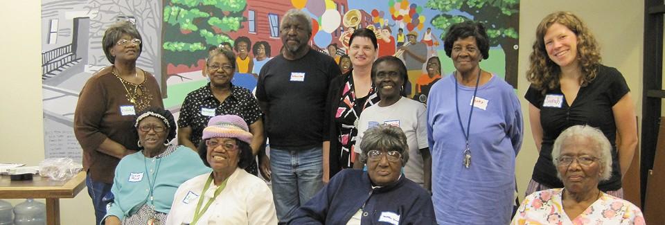 Conflict Skills Workshop for Elders in Boston