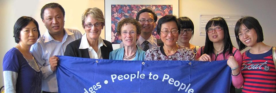 International Visitors from China