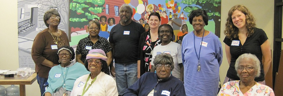 Conflict Skills Workshop for Elders in Boston